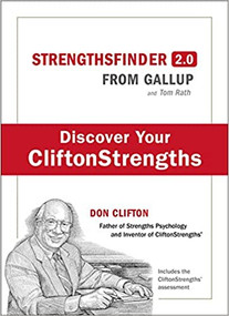 StrengthsFinder 2.0 by Gallup, 9781595620156