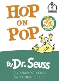 Hop on Pop - 9780394800295 by Dr. Seuss, 9780394800295