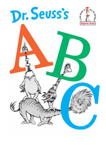 Dr. Seuss's ABC by Dr. Seuss, 9780394800301