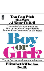 Boy or Girl by Emily Whalen, 9781439194362