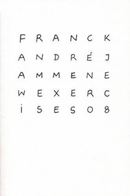 New Exercises by Franck André Jamme, Charles Borkhuis, 9781933517360