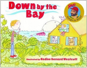 Down by the Bay by Raffi, Nadine Bernard Westcott, 9780517566459