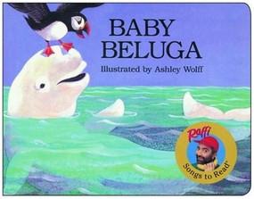 Baby Beluga - 9780517709771 by Raffi, Ashley Wolff, 9780517709771