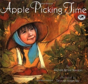 Apple Picking Time by Michele B. Slawson, 9780517885758