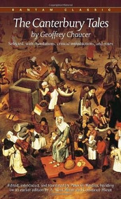 The Canterbury Tales - 9780553210828 by Geoffrey Chaucer, 9780553210828