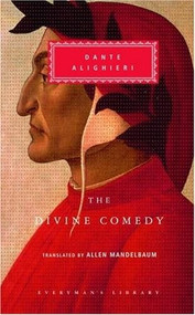 The Divine Comedy (Inferno; Purgatorio; Paradiso (in one volume)) by Dante Alighieri, Allen Mandelbaum, Eugenio Montale, Peter Armour, 9780679433132