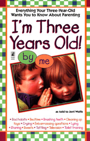 I'm Three Years Old by Jerri Wolfe, 9780671003371