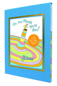 Oh, the Places You'll Go! Deluxe Edition by Dr. Seuss, 9780679847366