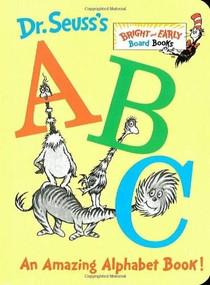 Dr. Seuss's ABC (An Amazing Alphabet Book!) (Miniature Edition) - 9780679882817 by Dr. Seuss, 9780679882817