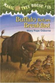 Buffalo Before Breakfast by Mary Pope Osborne, Sal Murdocca, 9780679890645