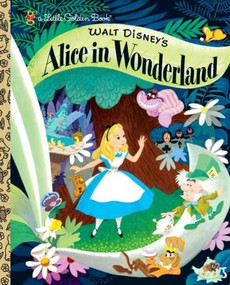 Walt Disney's Alice in Wonderland (Disney Classic) by RH Disney, RH Disney, 9780736426701