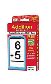 Addition 0-12 Flash Cards (Miniature Edition) by Alex A. Lluch, 9781613510988
