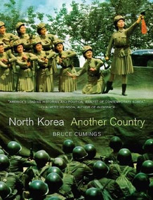 North Korea (Another Country) by Bruce Cumings, 9781565848733
