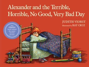 Alexander and the Terrible, Horrible, No Good, Very Bad Day - 9781416985952 by Judith Viorst, Ray Cruz, 9781416985952