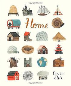 Home - 9780763665296 by Carson Ellis, Carson Ellis, 9780763665296