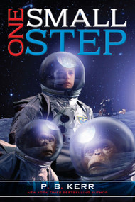 One Small Step by P.B. Kerr, 9781416942146