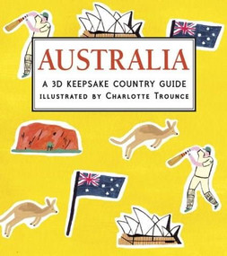 Australia: A 3D Keepsake Country Guide (Miniature Edition) by Candlewick Press, Charlotte Trounce, 9780763675059