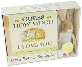 Guess How Much I Love You: Deluxe Book and Toy Gift Set by Sam McBratney, Anita Jeram, 9780763681081