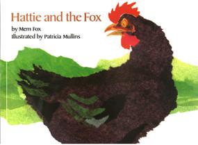 Hattie and the Fox by Mem Fox, Patricia Mullins, 9780689716119