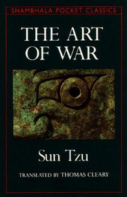 The Art of War (Pocket Edition) (Miniature Edition) by Sun Tzu, Thomas Cleary, 9780877735373