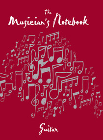 The Musician's Notebook Guitar (Revised Edition) by Cider Mill Press, 9781604333305