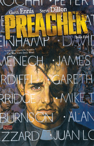 Preacher Book Five by Garth Ennis, Steve Dillon, 9781401250744
