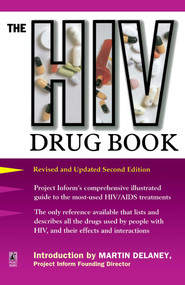 HIV Drug Book Revised by Project Inform, 9780671014902