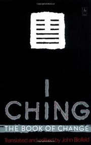 I Ching (The Book of Change) - 9780140193350 by John Blofeld, 9780140193350