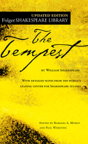 The Tempest by William Shakespeare, Dr. Barbara A. Mowat, Paul Werstine, 9780743482837