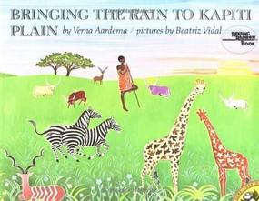 Bringing the Rain to Kapiti Plain by Verna Aardema, 9780140546163