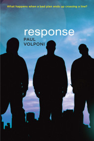 Response by Paul Volponi, 9780142416037