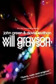 Will Grayson, Will Grayson by John Green, David Levithan, 9780142418475