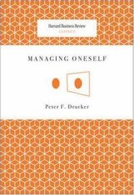 Managing Oneself (Miniature Edition) by Peter F. Drucker, 9781422123126
