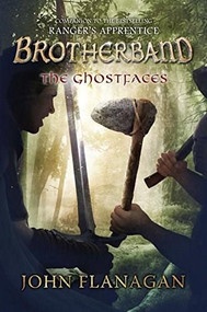 The Ghostfaces by John Flanagan, 9780399163579