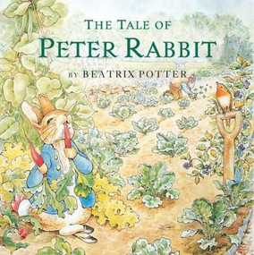 The Tale of Peter Rabbit - 9780448435213 by Beatrix Potter, 9780448435213