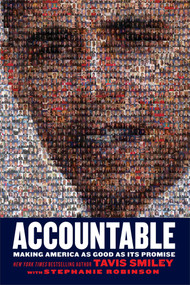 Accountable (Making America as Good as Its Promise) by Tavis Smiley, Stephanie  Robinson, 9781439100042