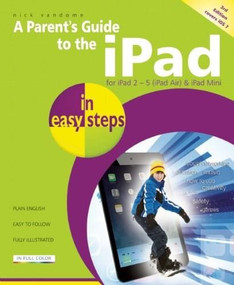 A Parent's Guide to the iPad in easy steps by Nick Vandome, 9781840786118
