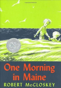 One Morning in Maine - 9780670526277 by Robert McCloskey, 9780670526277