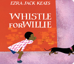 Whistle for Willie - 9780670880461 by Ezra Jack Keats, 9780670880461