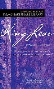 King Lear - 9780743482769 by William Shakespeare, Dr. Barbara A. Mowat, Paul Werstine, 9780743482769