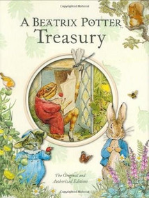 A Beatrix Potter Treasury by Beatrix Potter, 9780723259572