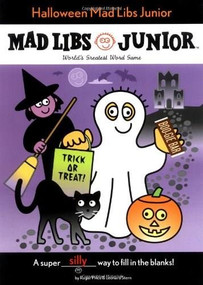 Halloween Mad Libs Junior by Roger Price, Leonard Stern, 9780843115895