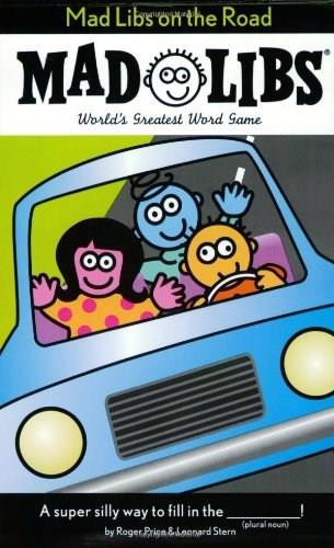 Mad Libs on the Road by Roger Price, Leonard Stern, 9780843174984