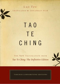 Tao Te Ching (The New Translation from Tao Te Ching: The Definitive Edition) by Lao Tzu, 9781585426188