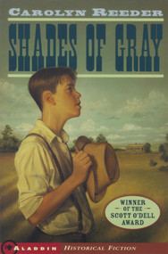 Shades of Gray by Tim O'Brien, Carolyn Reeder, 9780689826962