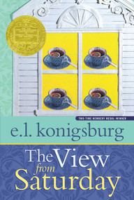 The View from Saturday by E.L. Konigsburg, 9780689817212