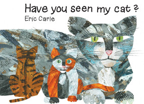 Have You Seen My Cat? - 9780689817311 by Eric Carle, Eric Carle, 9780689817311
