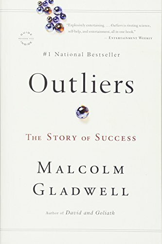 Outliers (The Story of Success) - 9780316017930 by Malcolm Gladwell, 9780316017930