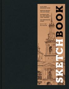 Sketchbook (Basic Large Bound Black) by Sterling Publishing Co., Inc., 9781454909224