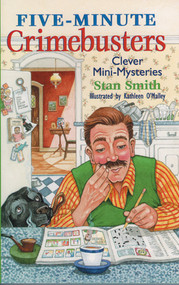 Five-Minute Crimebusters (Clever Mini-Mysteries) by Stan Smith, Kathleen O'Malley, 9780806918273